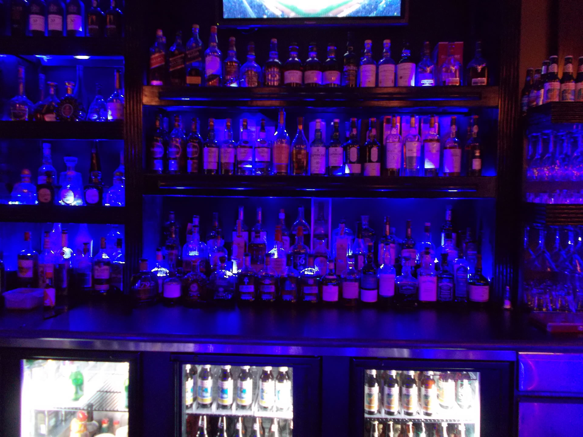 WITH YOUR FAVORITE SPIRITS & LIBATIONS
