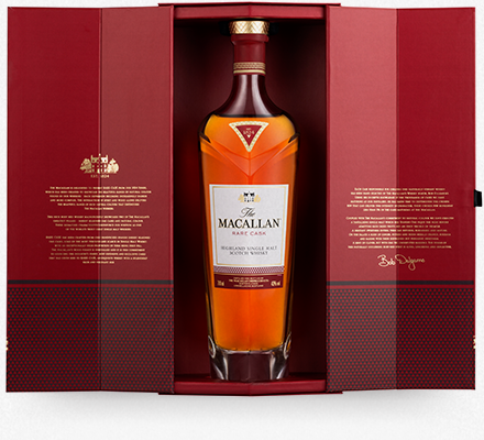 Learn about The Macallan Rare Cask